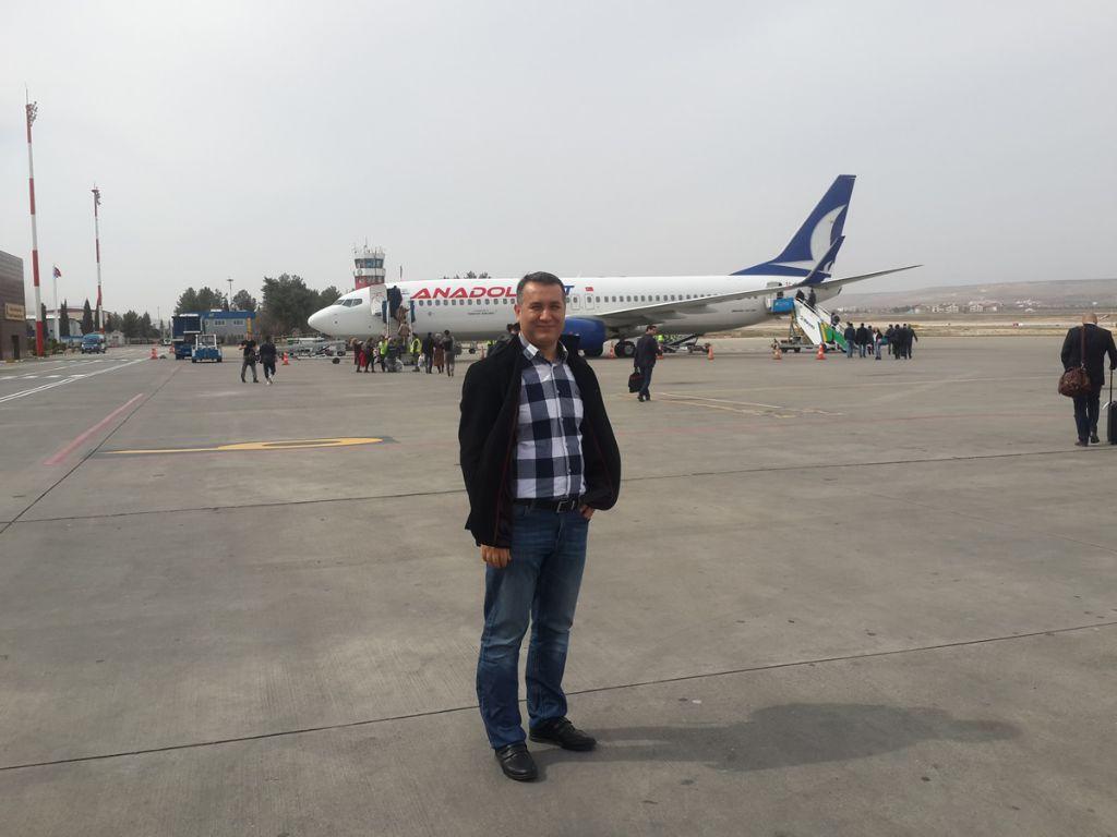 Antalya - Ankara Seyahatleri