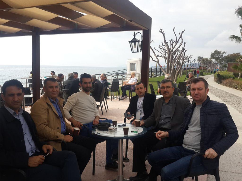 26-31 Mart 2017 Antalya Seminer